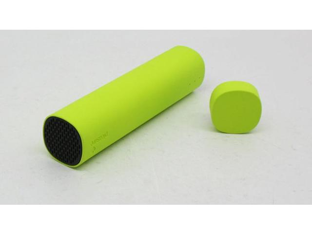Mobile Battery Speaker 4000mAh Power Bank Mini Portable Speakers for iPad iPhone Samsung Nokia HTC Tablet Mobile Phones MP3