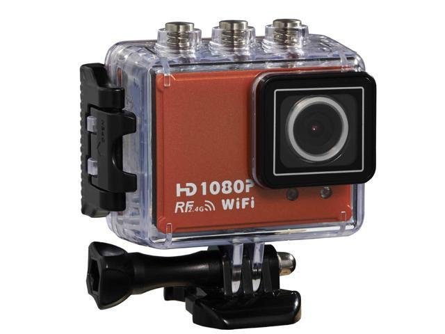 Wifi Sport Camera 5.0MP Full HD 1080P Remote Control 50M Underwater Action Camera DV Camcorder AT200 Mini DV not Gopro