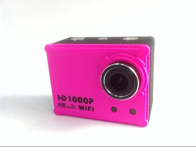 Wifi Sport Camera 5.0MP Full HD 1080P Remote Control 50M Underwater Action Camera DV Camcorder AT200 Mini DV not Gopro