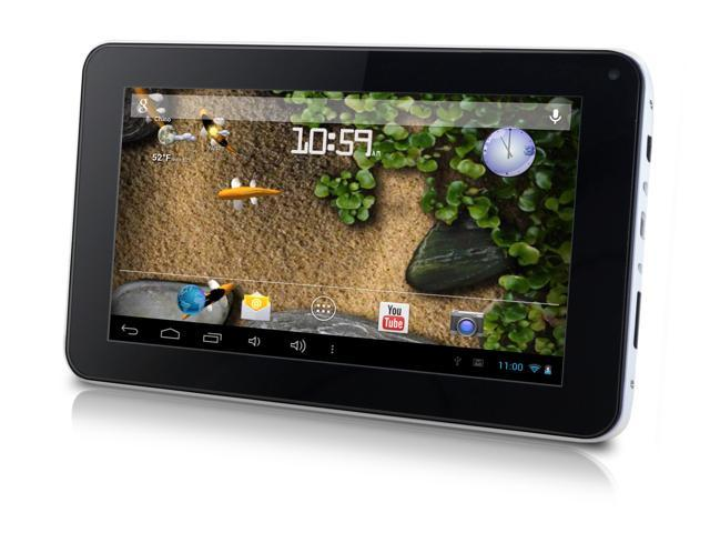 Sungale ID712WTA 7-Inch Dual Camera Android Tablet