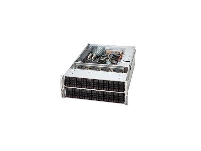SUPERMICRO CSE-417E26-R1400UB Black 4U Rackmount Server Case 1400W Redundant w/ 80 PLUS Gold Certified