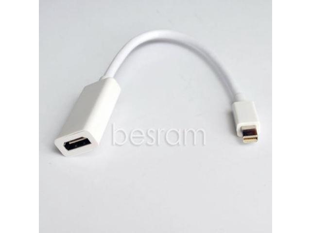 Mini DisplayPort to HDMI Adapter For MacBook/MacBook Pro/Mac Book Air
