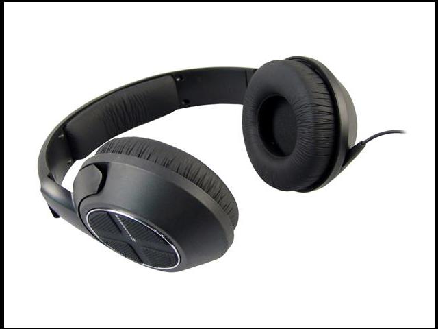 Sennheiser HD428 3.5mm/ 6.3mm Connector Circumaural Stereo Headphones