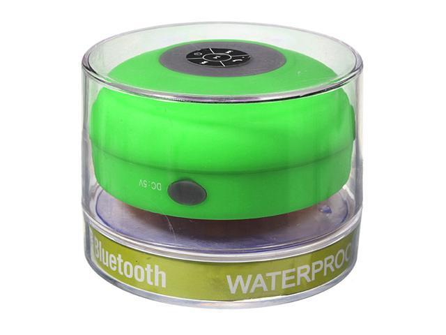 Mini HIFI Waterproof Shower Pool Wireless Bluetooth Speaker Handsfree with Mic Bluetooth Wireless transmission for car, bedroom, wash room, ...