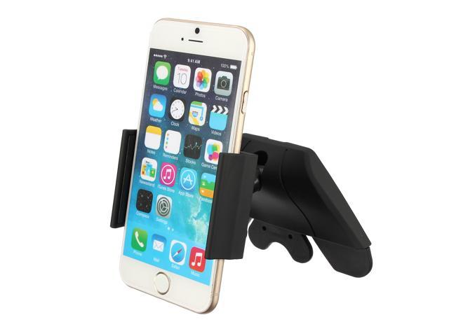 New Car CD Player Slot Mount Holder Cradle Stand for Samsung HTC Sony LG iPhone 6 5 5S GPS