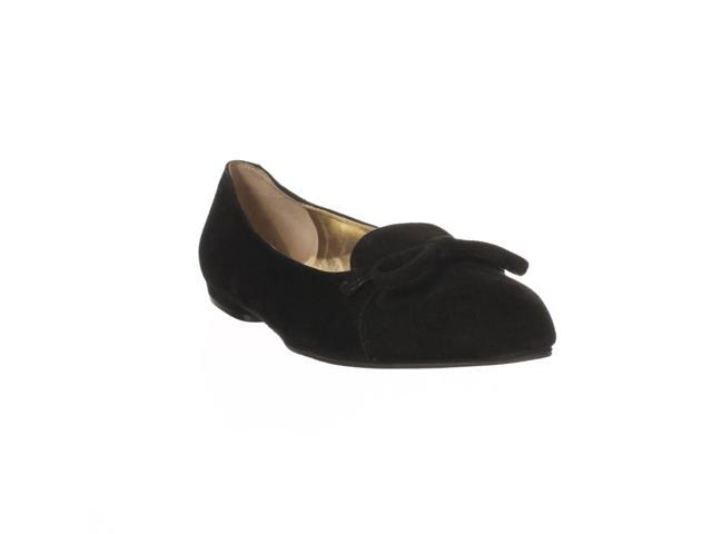 Tahari Harlow Loafer Flat - Black , 10 M