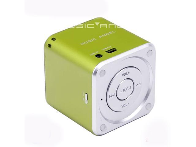 Portable Digital Speaker Music Angel Speaker MD06BT Bluetooth Speaker with MP3 FM Support TF/SD Card