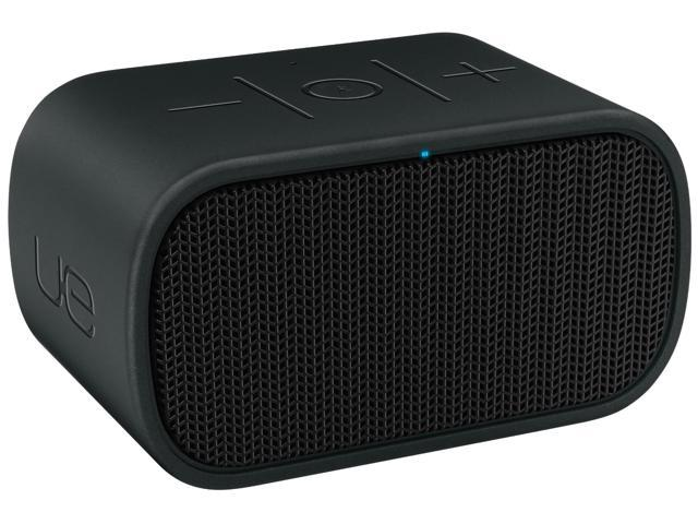 Logitech Ultimate Ears MINI BOOM Wireless Bluetooth Speaker - Black