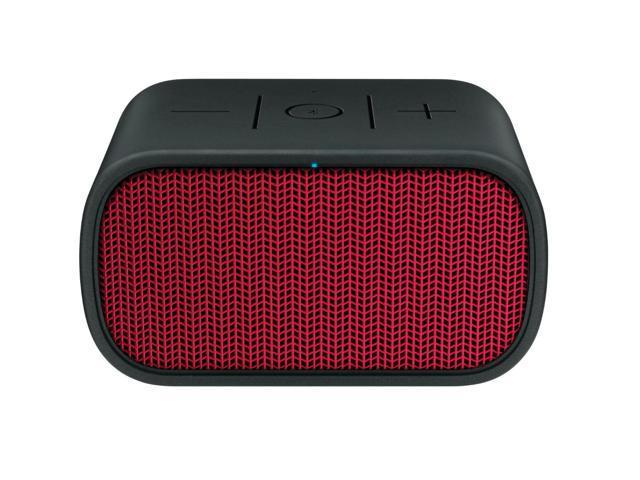 Logitech Ultimate Ears MINI BOOM Wireless Bluetooth Speaker - Red