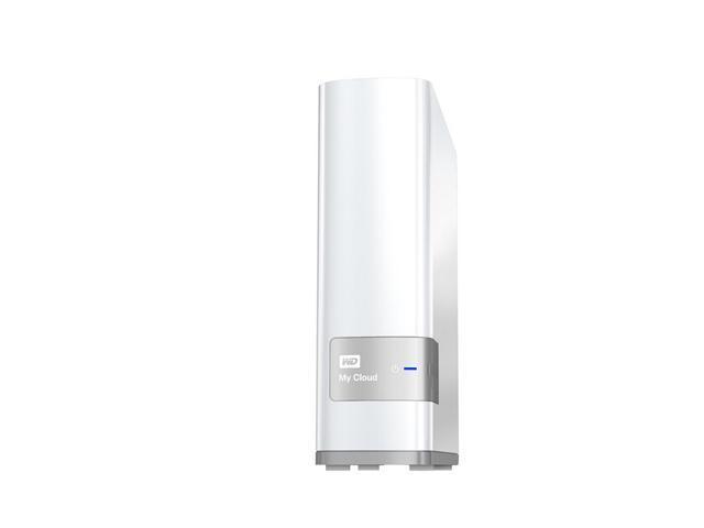 WD My Cloud 3TB Personal Cloud Storage - NAS (WDBCTL0030HWT-NESN)