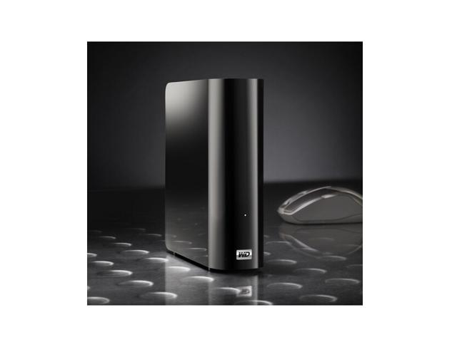 WD My Book 3TB External Hard Drive Storage USB 3.0 File Backup and Storage (WDBACW0030HBK-NESN)