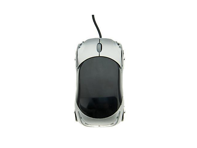 AK-45 Minicar-shaped 3D USB Optical High-frequency Wired Mouse