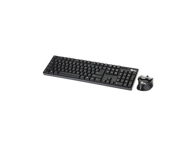 JEWAY JK-8223 2.4G Wireless Ultra-thin Keyboard Mouse Combos