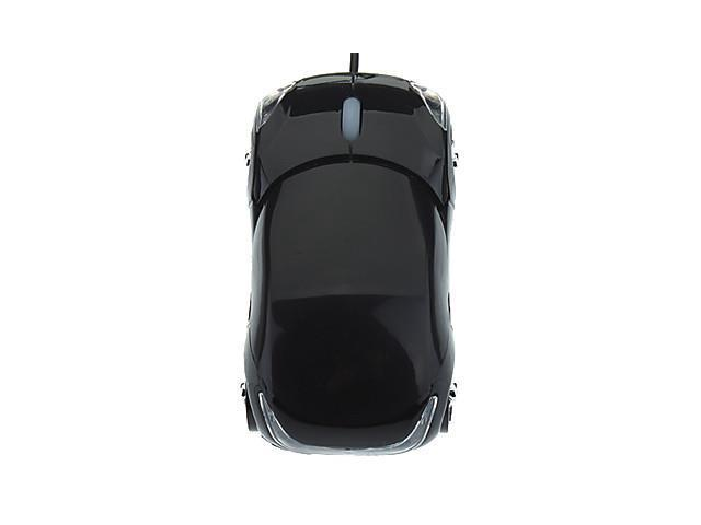Supercar 800DPI High Precision Optical Mouse