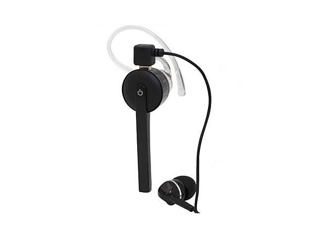 Multiuse In-Ear Wireless Stereo Bluetooth Headset Earphone Can Pair 2 Mobile Phones Handsfree