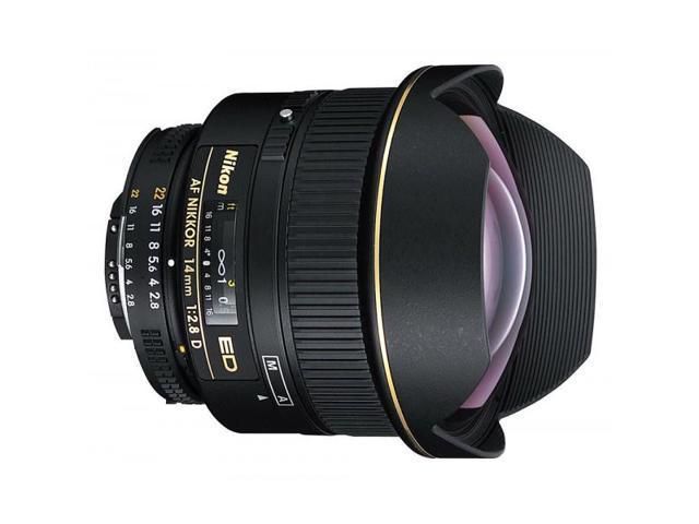 Nikon 14mm f/2.8D ED AF Ultra Wide-Angle Nikkor Lens