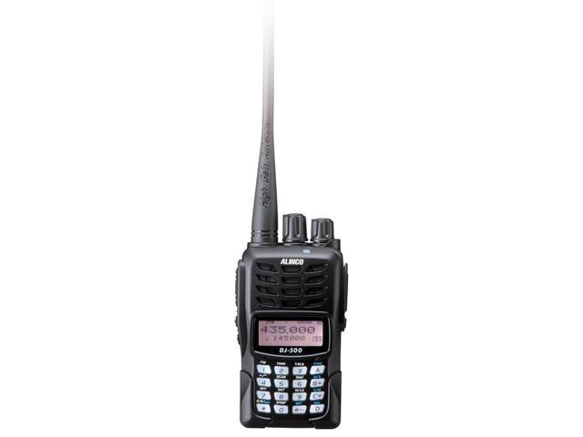 Alinco DJ-500T Dual Band 2M/440 HT Amateur Radio 5W