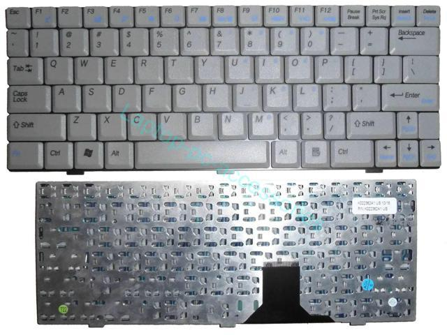 NEW US Keyboard For ASUS S6 S6F S6Fm Gray Teclado Series Laptop Notebook Accessories Replacement Parts Wholesale QWERTY