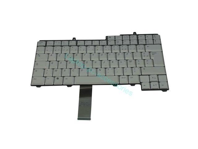 New FR/French Keyboard France Clavier For Dell Inspiron 1501 6400 9400 630m 640m E1405 E1505 E1705 XPS M140 M1710 Series Laptop Replacement Parts ...