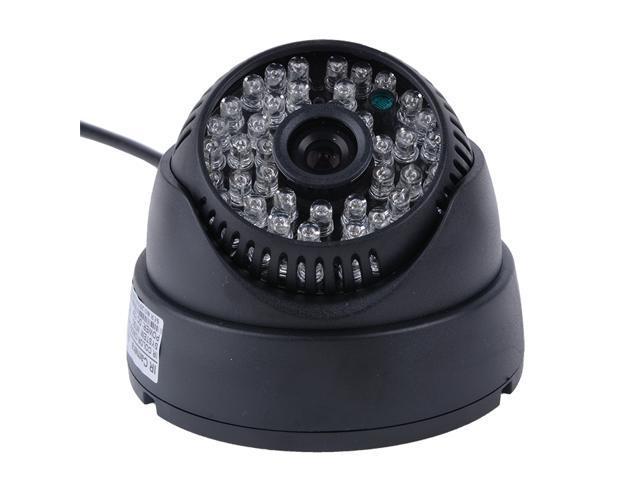 2014 New 800TVL 1/4 Wide Angle 48IR 3.6mm Color Dome Night CMOS CCTV Surveillance Camera