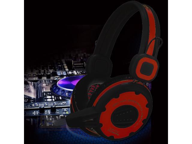 3.5mm Stereo Pro Gaming Headset Headband Headphone Earphone for PC Notebook