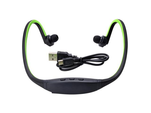 New Sports Wireless Bluetooth Stereo Headset Headphone Earphone for CellPhone Iphone Laptop