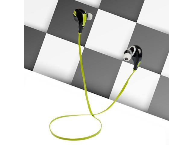 New Fashion Wireless Bluetooth Sport Style Stereo Headset Headphones Earphone for Samsung/ iPhone/ HTC