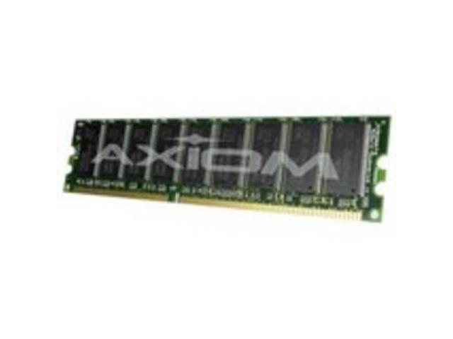 Axiom 2GB (2 x 1GB) 184-Pin DDR SDRAM ECC Unbuffered DDR 333 (PC 2700) Server Memory Model 311-2973-AX