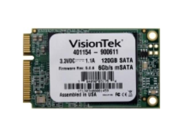 Visiontek 120 Gb Internal Solid State Drive - Mini-sata -