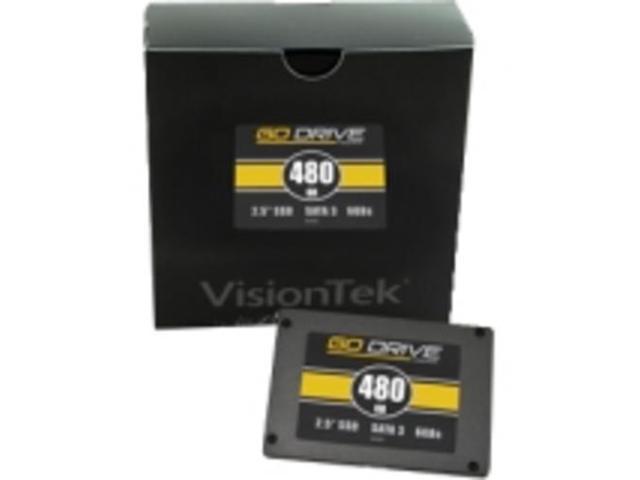 Visiontek Godrive 480 Gb 2.5 Internal Solid State Drive -