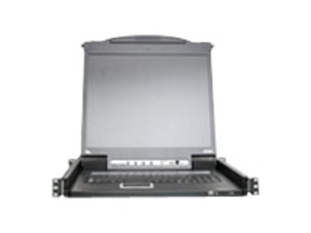 Aten Cl5708mukit 17 Rackmount Lcd With Kvm Switch - 8