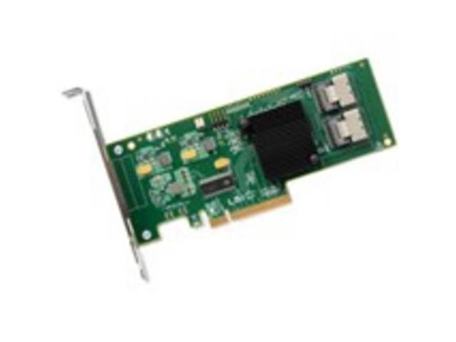 Lsi Logic 9211-8i Sgl Sas Raid Controller - Pci Express X8