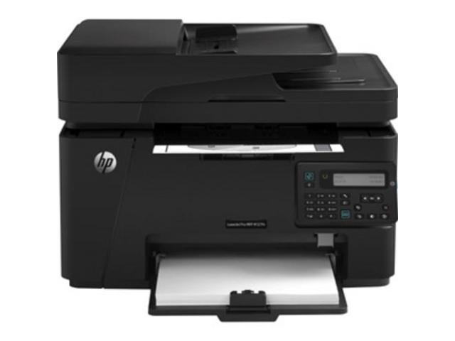 HP LaserJet M127fn MFP Up to 21 ppm Monochrome Laser Printer