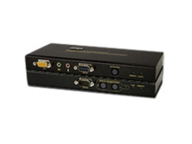 Aten CE750 USB Console Extender with RS232 and audio