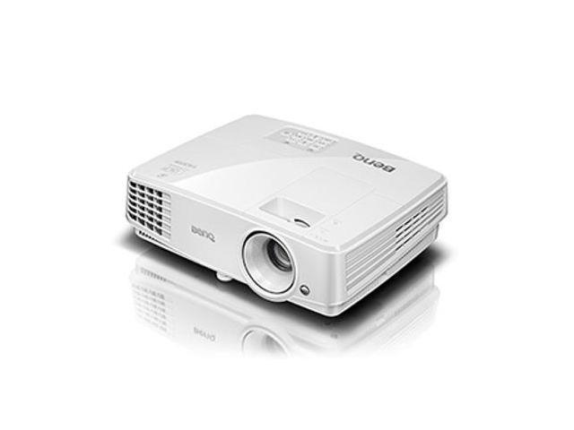 Benq Ms524 3d Ready Dlp Projector - 576p - Hdtv - 4:3 - F/2.56 - 2.8 - Ntsc, Pal, Secam - 800 X 600