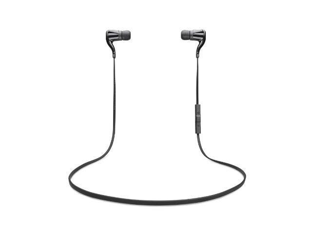 Plantronics BackBeat GO Bluetooth Wireless Stereo Headset - BLACK