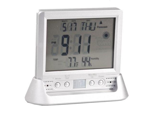 Spy-MAX Security Products Weather Clock Cam, Includes Free eBook