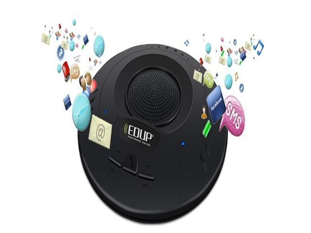 EP-B3509 Bluetooth 3.0 Speaker UFO Style Output 3W/10M Support A2DP For Conference and Car