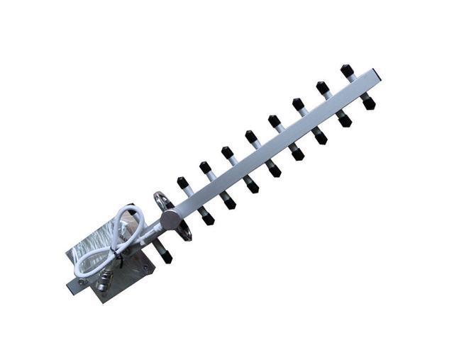 1700MHz 2100MHz AWS WCDMA 3G External Yagi Antenna for Cell Phone Signal Booster