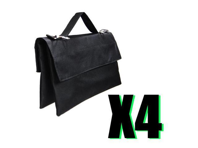 Julius Studio 4X Photo Video Sand Bag Sandbags For Boom Light Stand JSG625