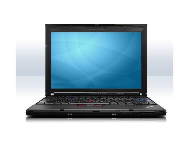 Lenovo ThinkPad X201 Intel i5 2.4GHz 500GB HDD 4GB - 12.1