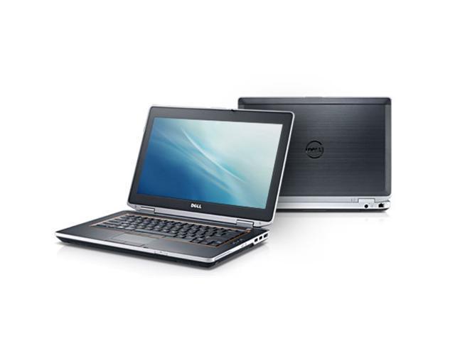 Dell Latitude E6320 - Intel i5-2520M 2.5GHz - 500 GB HDD DRIVE - 4GB MEMORY - 13.3