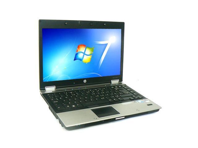 Refurbished: HP EliteBook 8440p - i5-540m 2.53GHz CPU - 4gb ddr3 RAM - 128gb ssd HDD - DVD-RW - 14