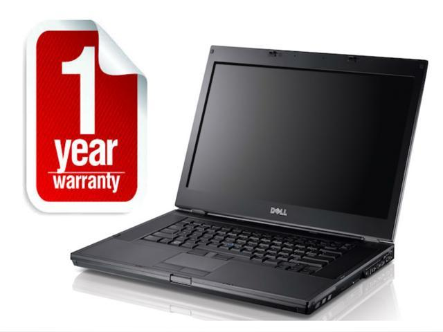 Refurbished: Dell Latitude E6410 - i7-640M 2.8GHz - 8GB - 160gb SSD - 14.1