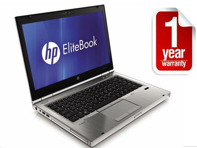 HP EliteBook 8460p - Intel i7-2620M 2.7GHz - 6gb RAM Memory - 128gb SSD - WEBCAM - 14