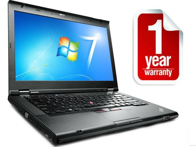 Lenovo Thinkpad T430 - i5-3320M 2.6GHz - 8GB Memory - 500GB HD - 14