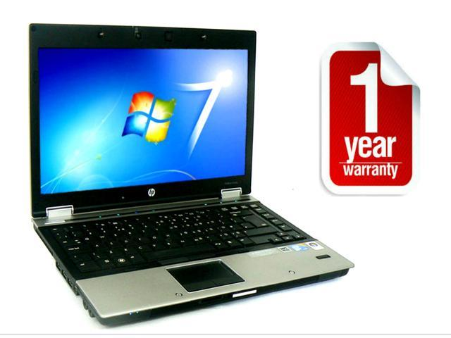 Refurbished: HP EliteBook 8440p - i5-520m 2.4GHz CPU - 4gb ddr3 RAM - 250gb HDD - DVD-RW - 14