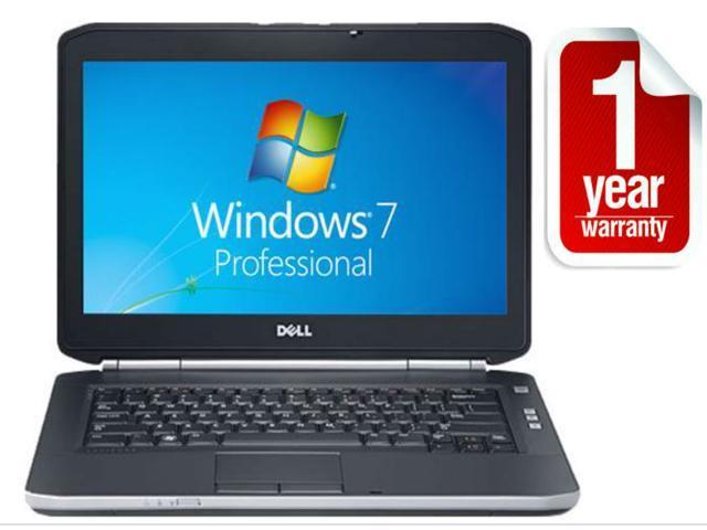 Dell Latitude E6420 - 2nd Generation i7 2.7GHz - 8gb RAM - 1 TB Hard Drive - 14