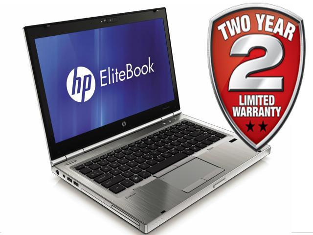 HP EliteBook 8460p - Intel i5-2540M 2.6GHz - 8gb RAM Memory - 128gb SSD - WEBCAM - 14