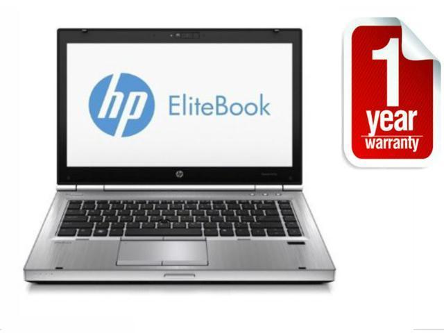 Refurbished: HP EliteBook 8470p - 14